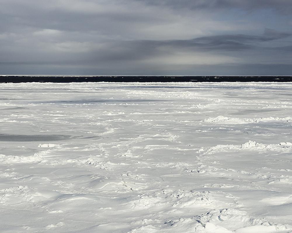 Ice Meets Sea