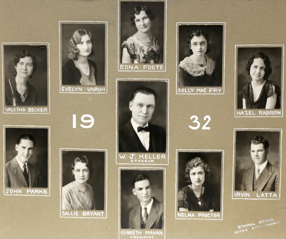 Montezuma GC 1932