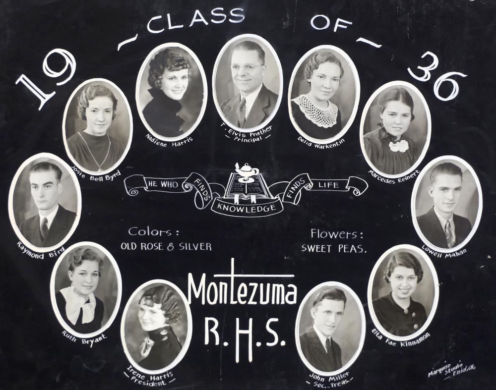 Montezuma GC 1936