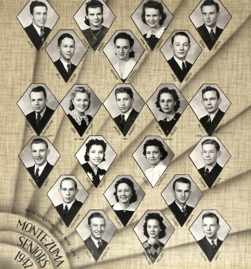 Montezuma GC 1942