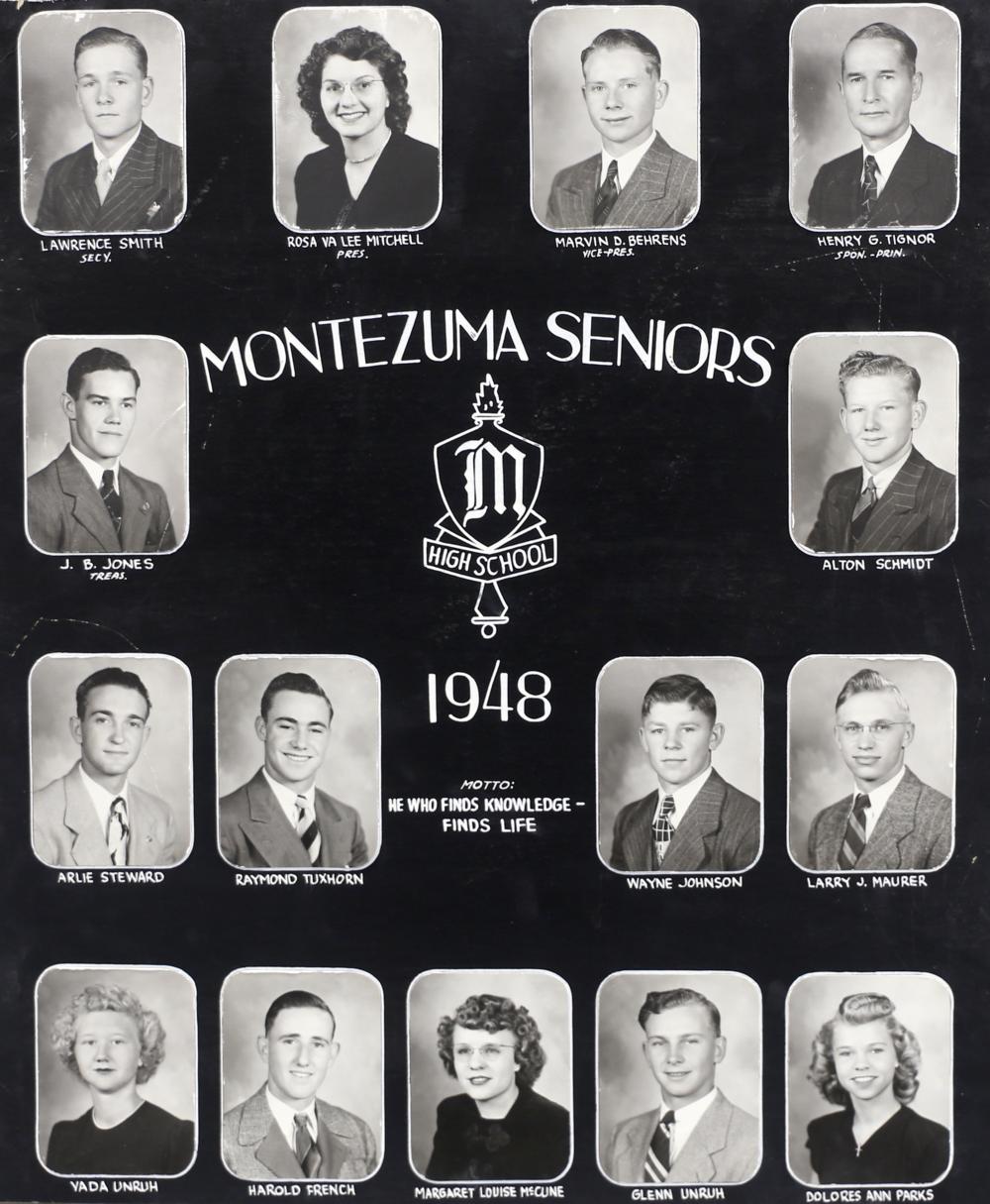 Montezuma GC 1948