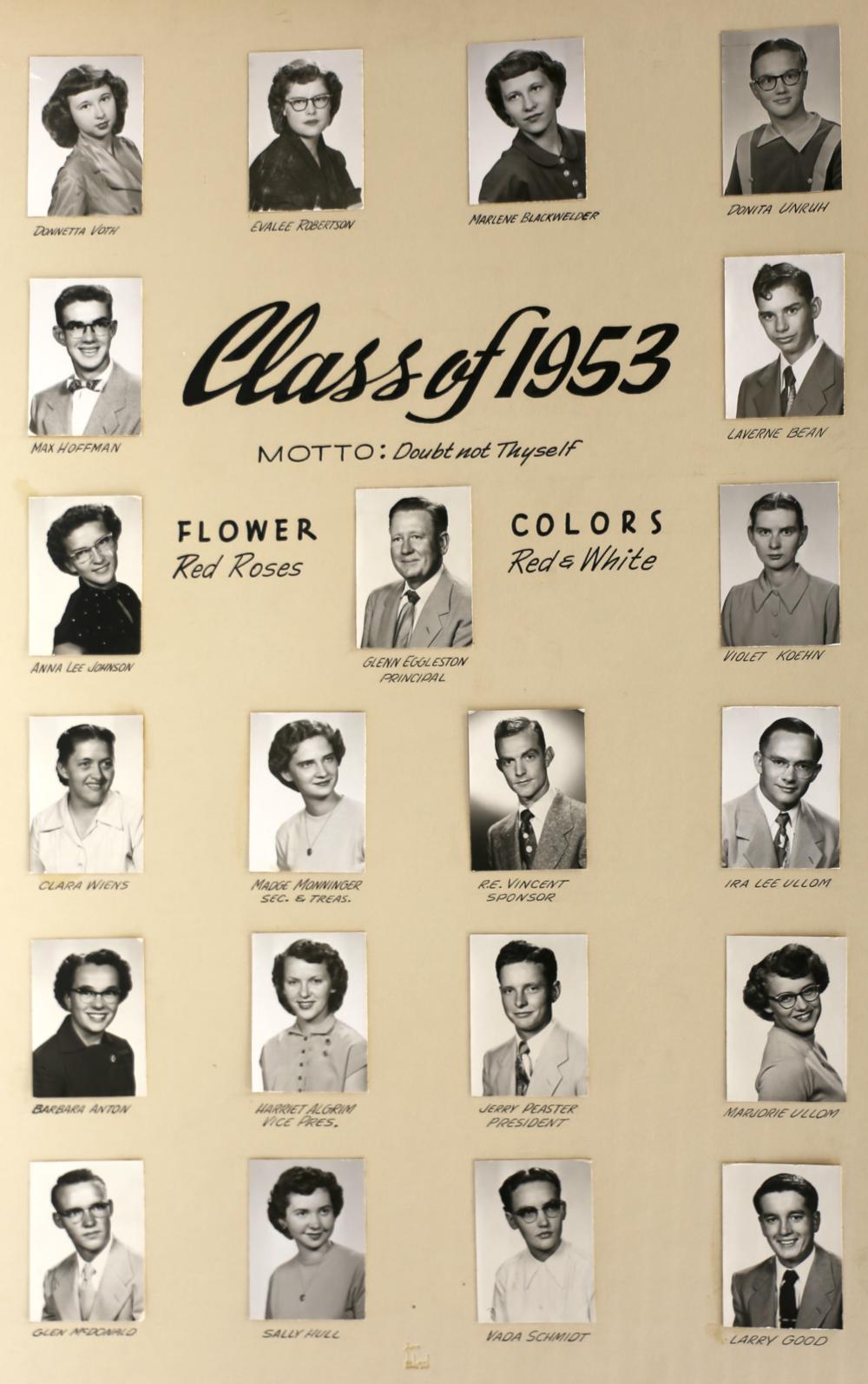 Montezuma GC 1953