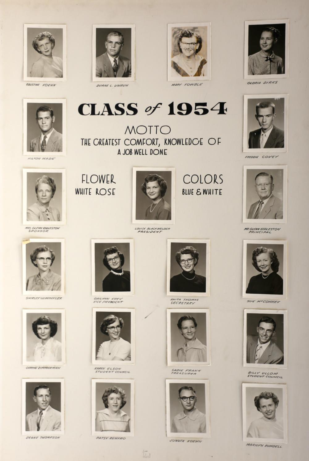 Montezuma GC 1954