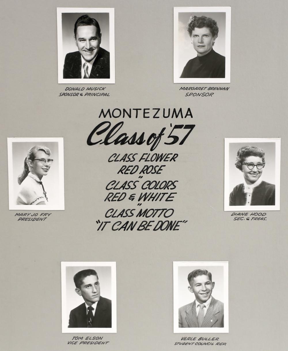 Montezuma GC 1957