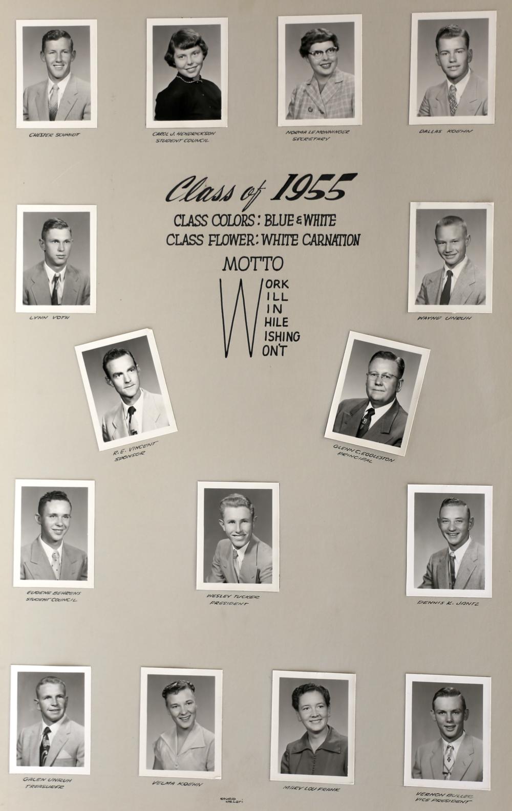 Montezuma GC 1955