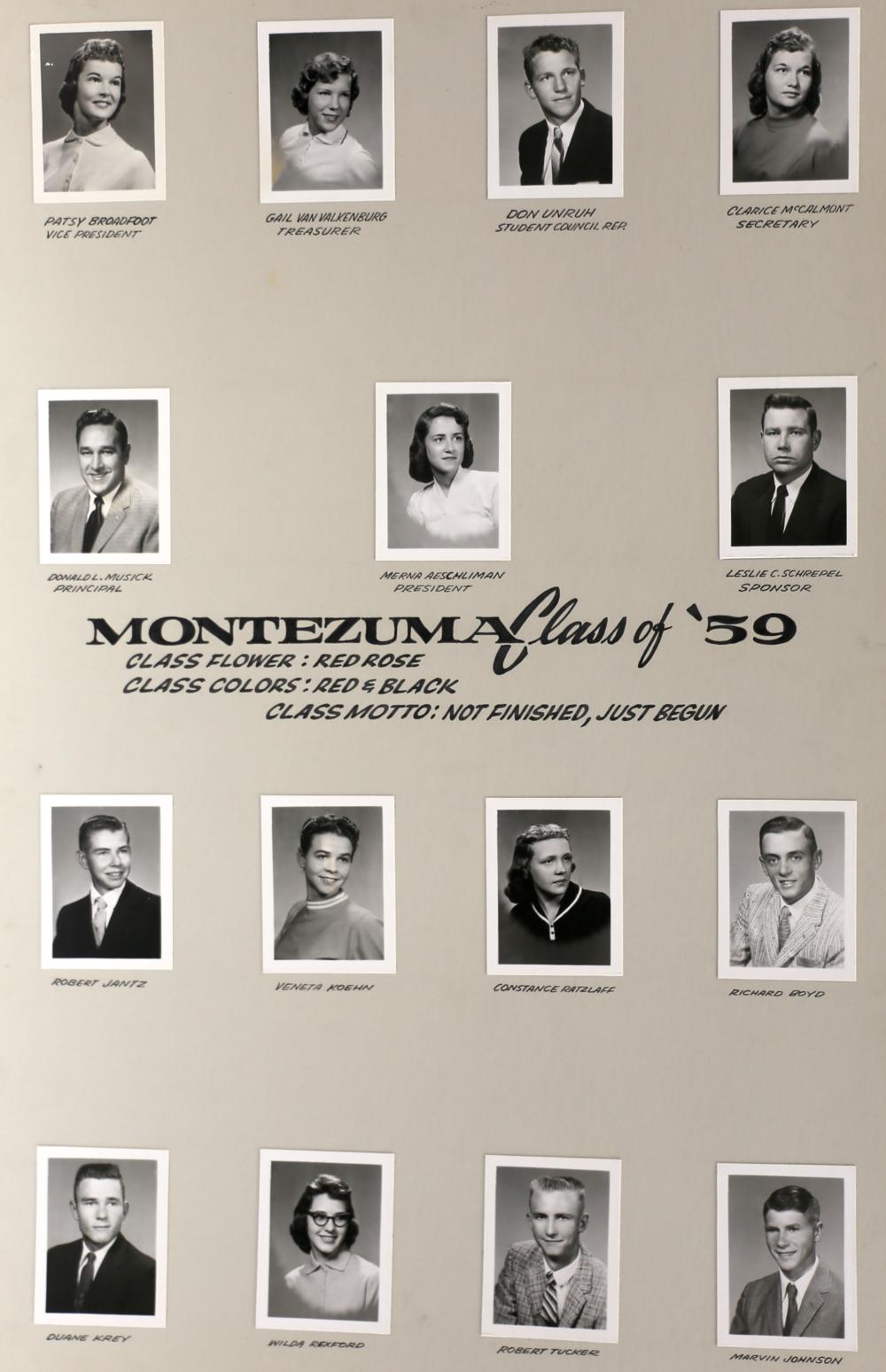Montezuma GC 1959