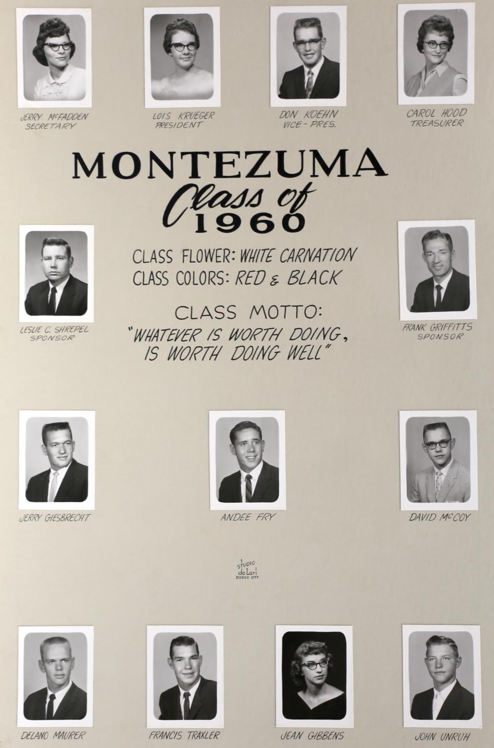 Montezuma GC 1960