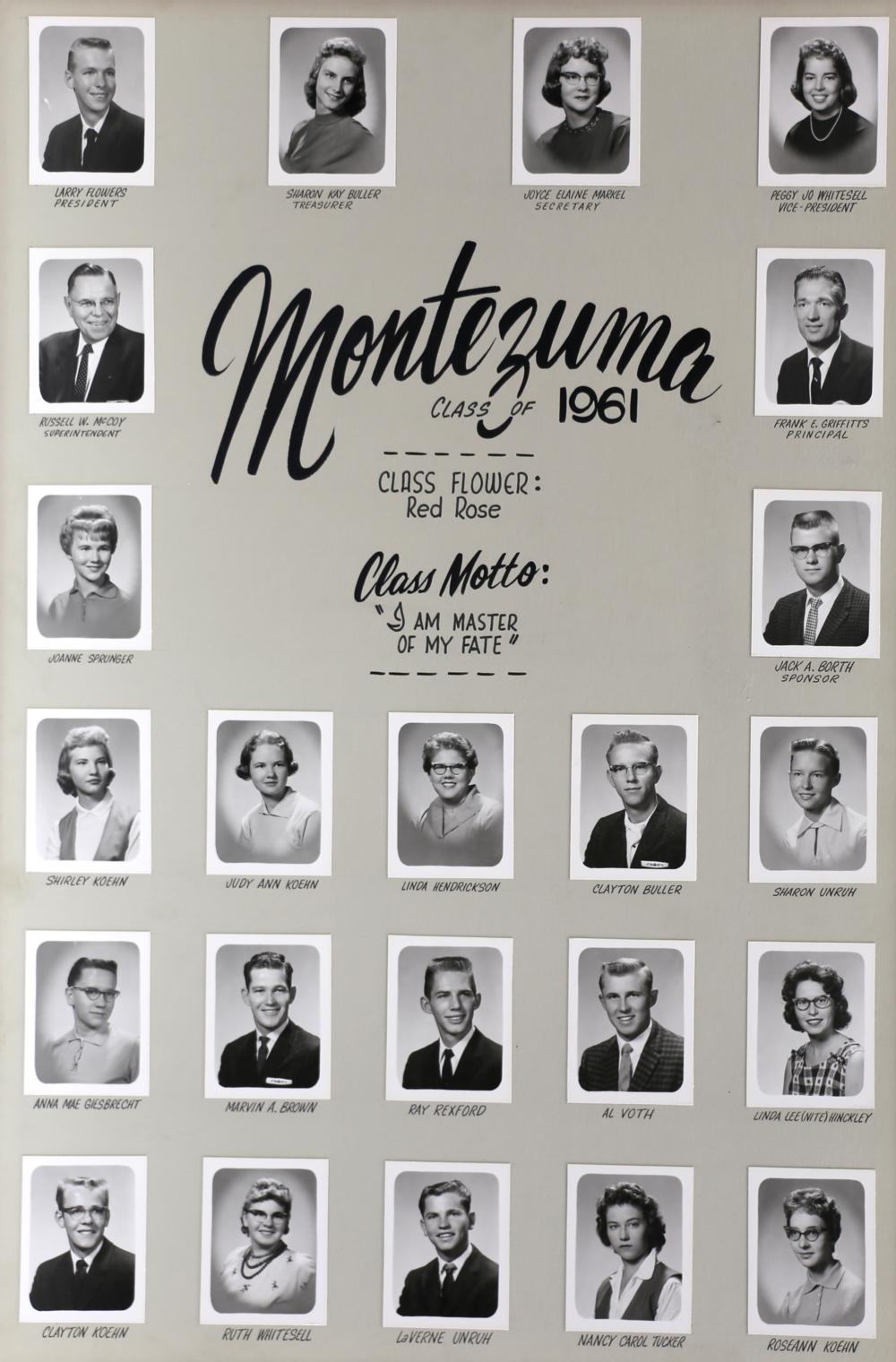 Montezuma GC 1961