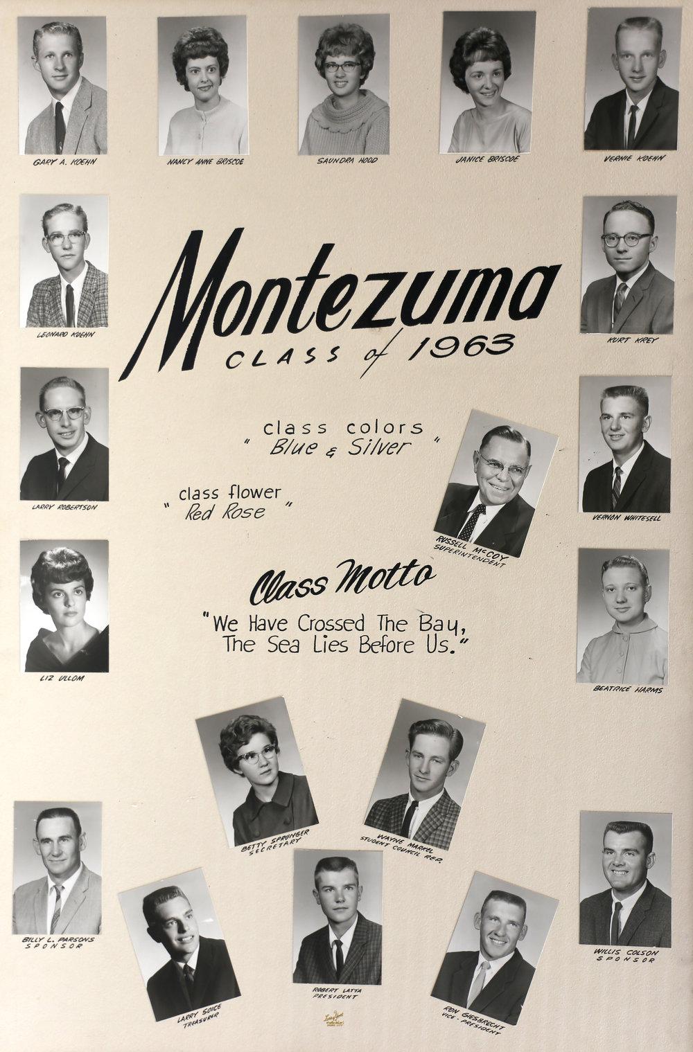 Montezuma GC 1963