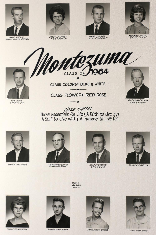 Montezuma GC 1964