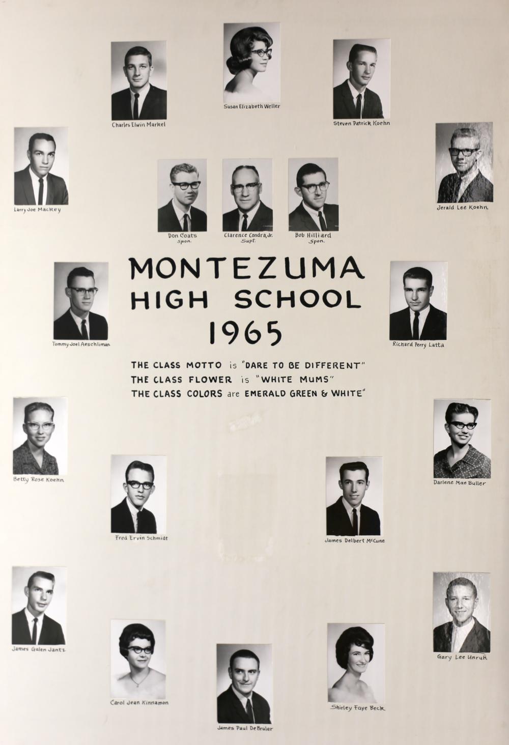 Montezuma GC 1965