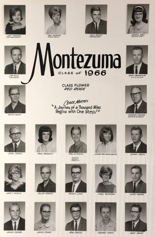 Montezuma GC 1966