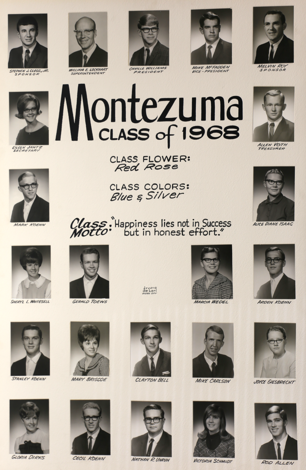 Montezuma GC 1968