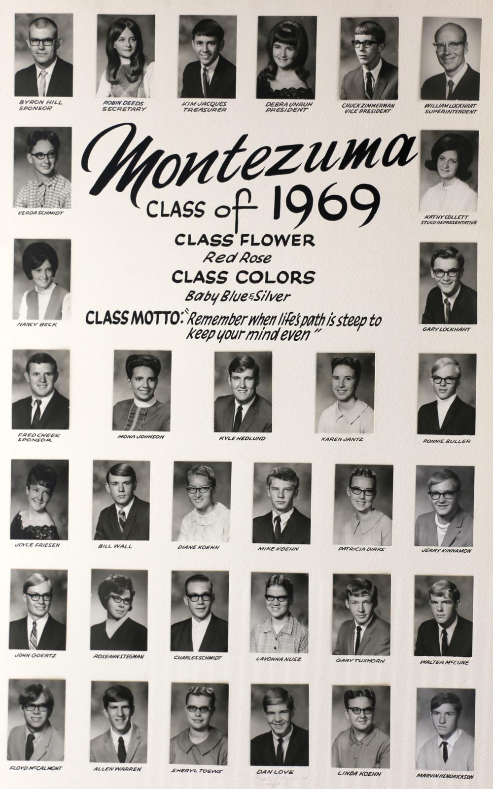 Montezuma GC 1969