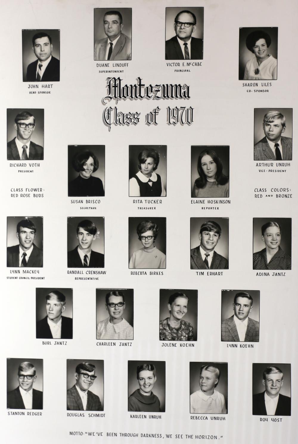 Montezuma GC 1970