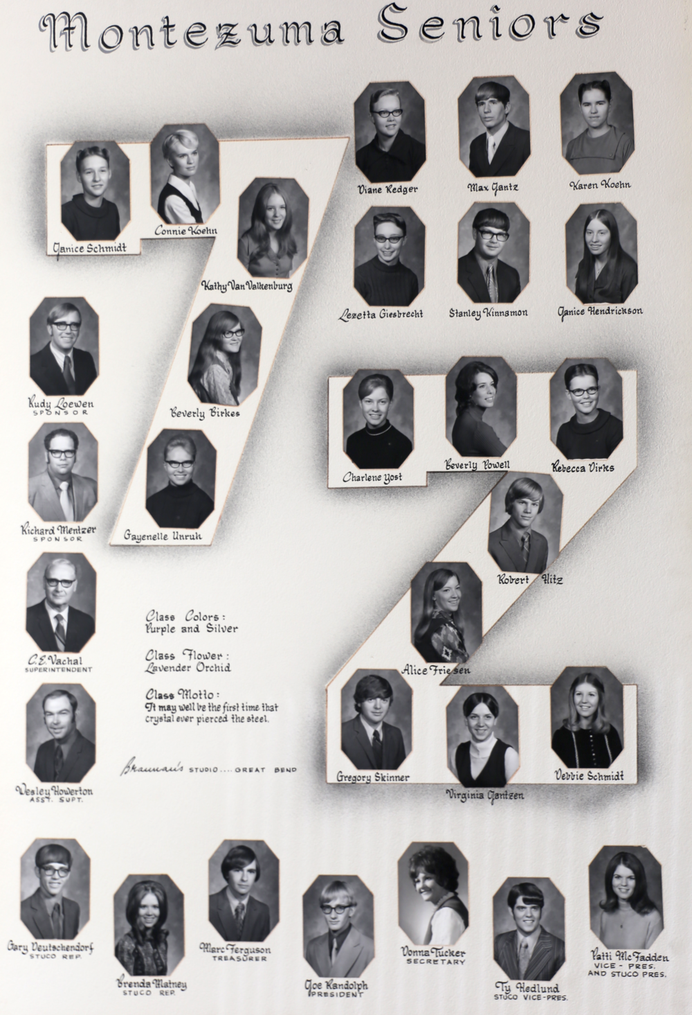 Montezuma GC 1972