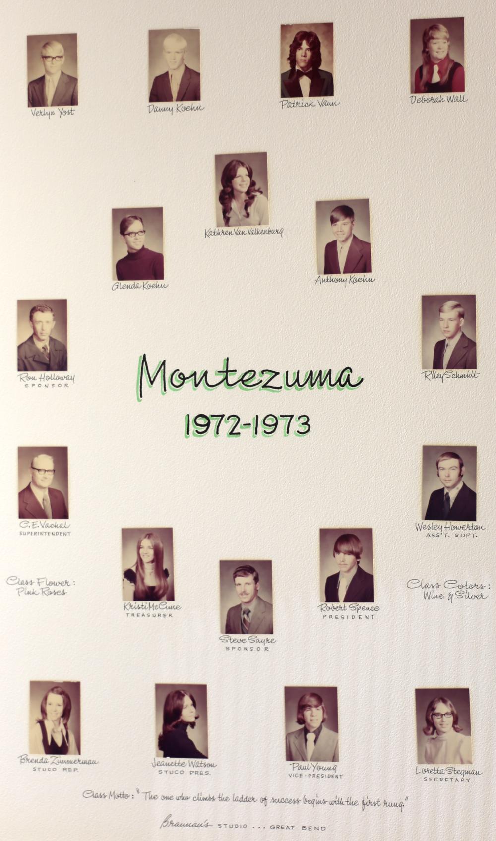 Montezuma GC 1973