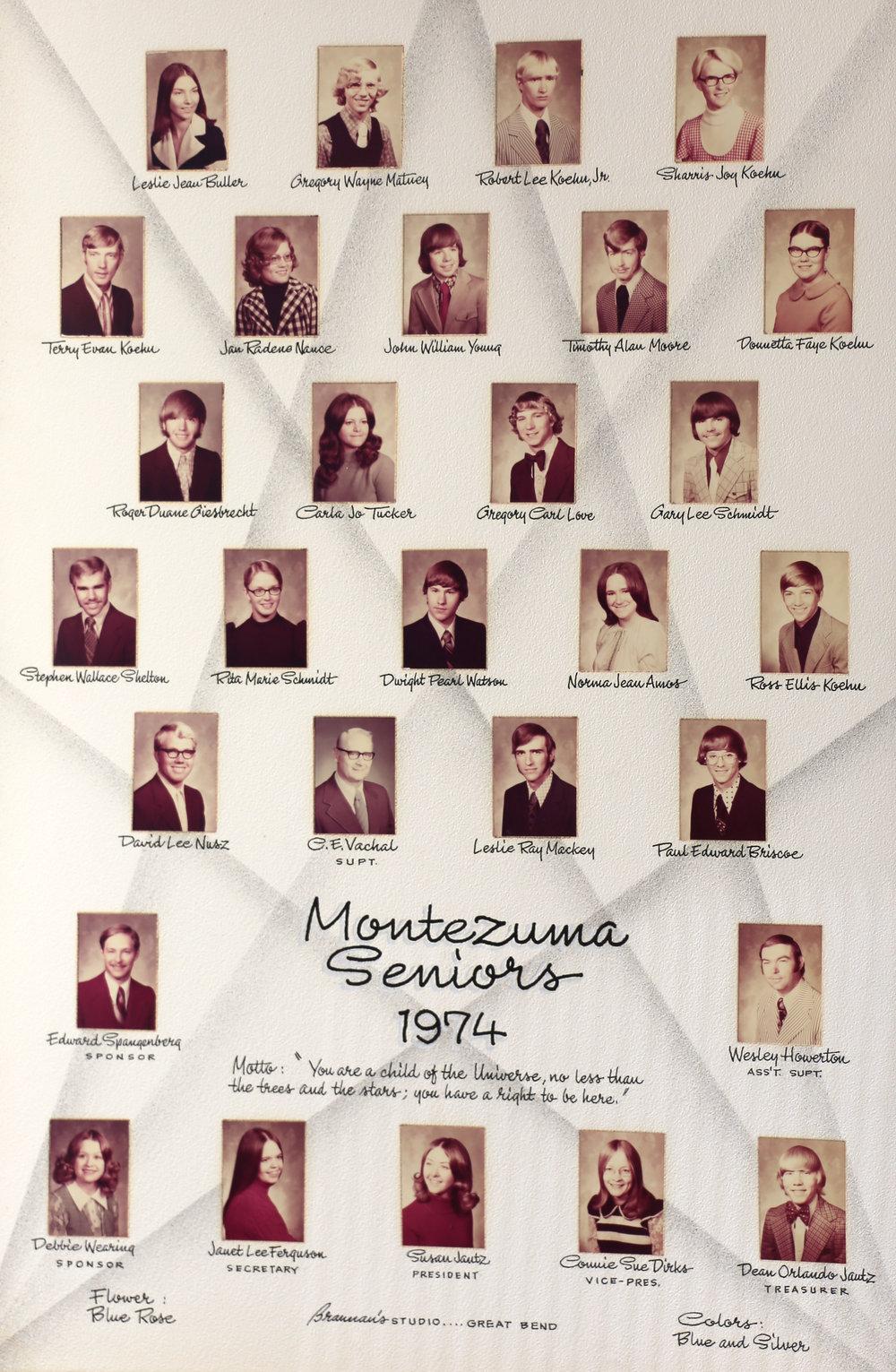 Montezuma GC 1974