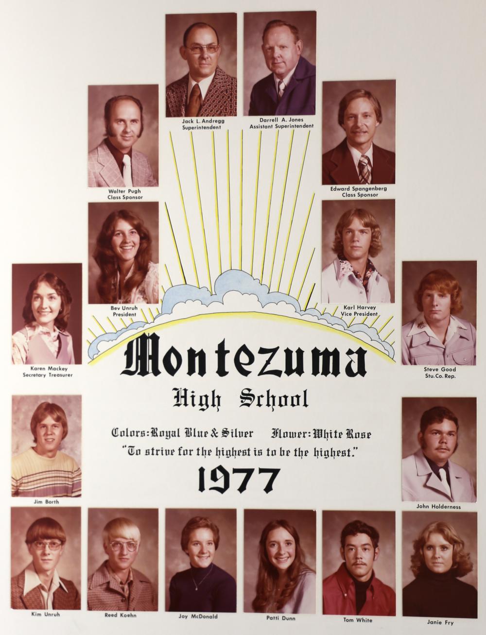 Montezuma GC 1977