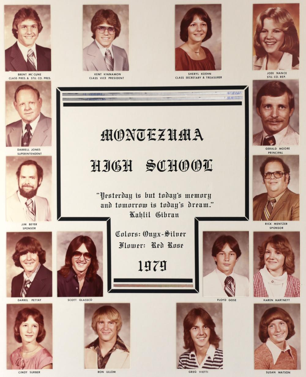 Montezuma GC 1979