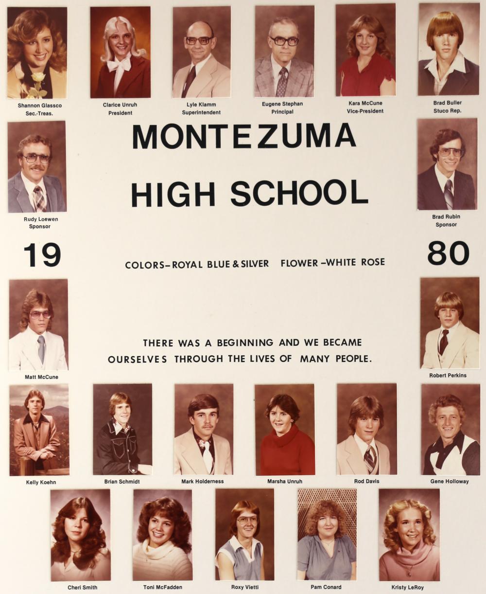 Montezuma GC 1980