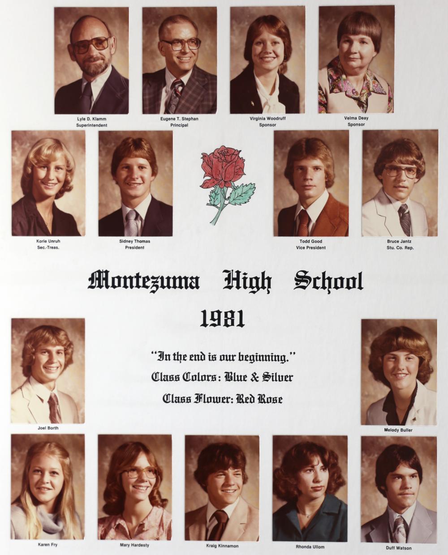 Montezuma GC 1981