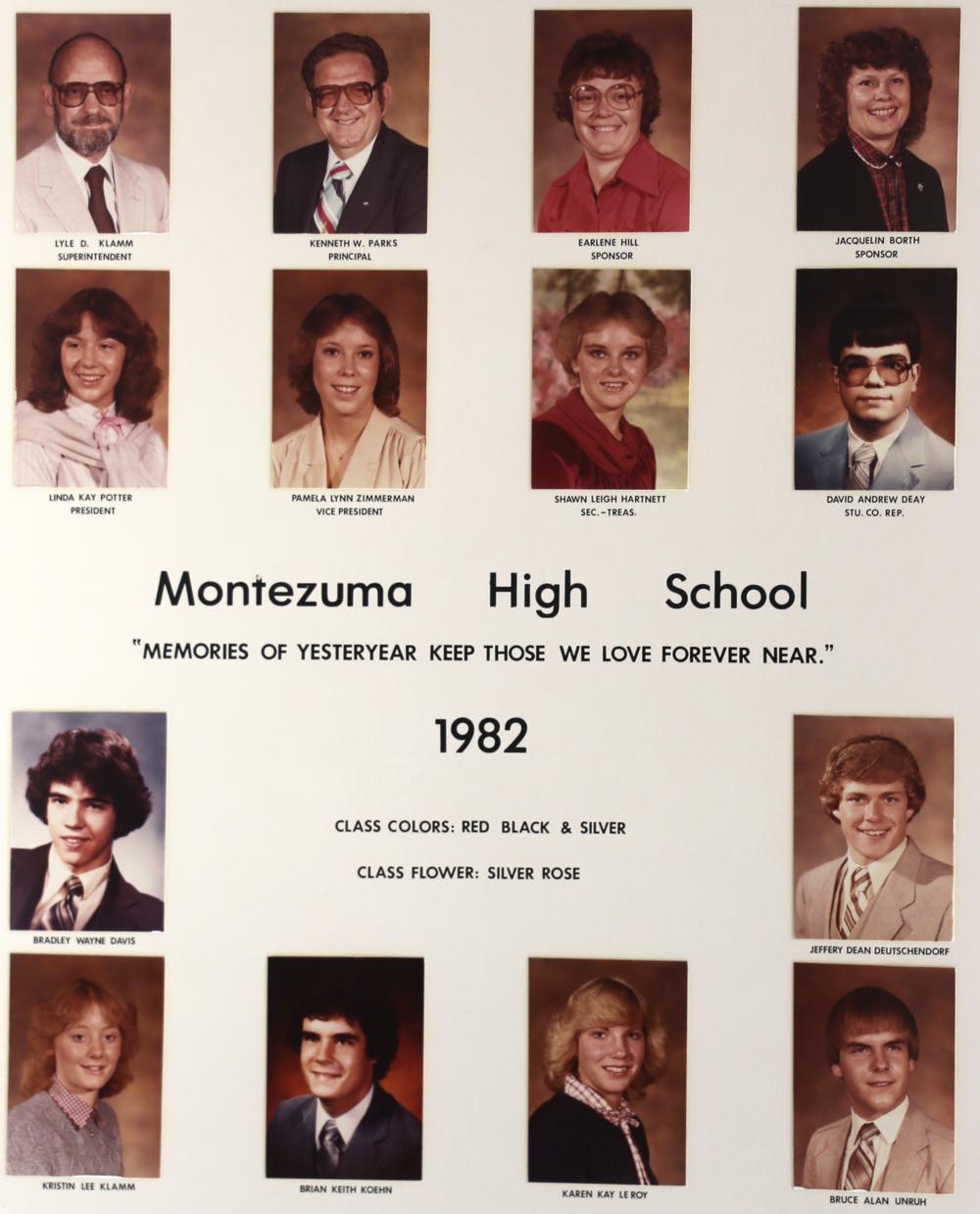 Montezuma GC 1982