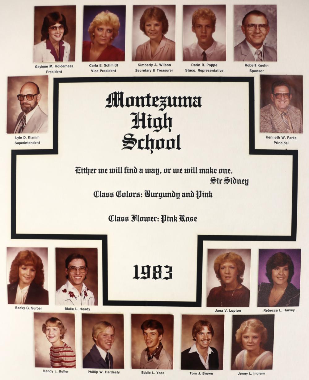 Montezuma GC 1983