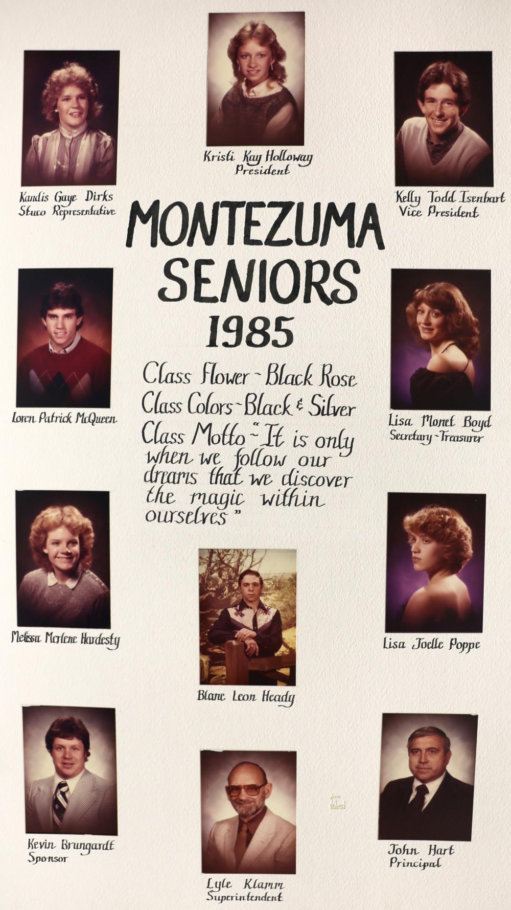 Montezuma GC 1985