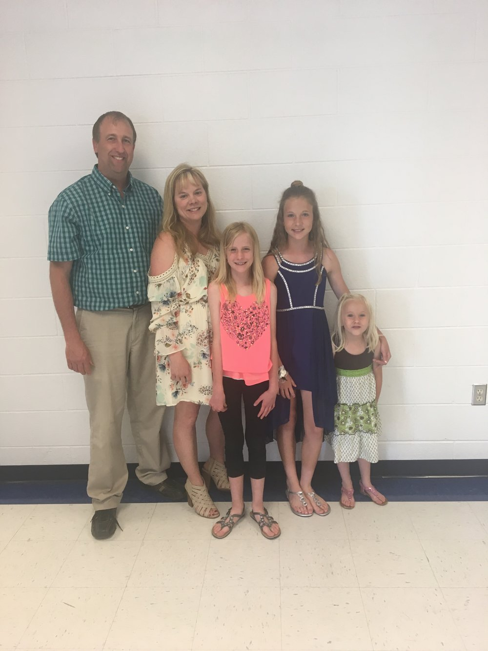 Welcome to 3rd grade.   Looking forward to a wonderful year. I'm a proud mom of Trinity, Tianna and Tierney.
