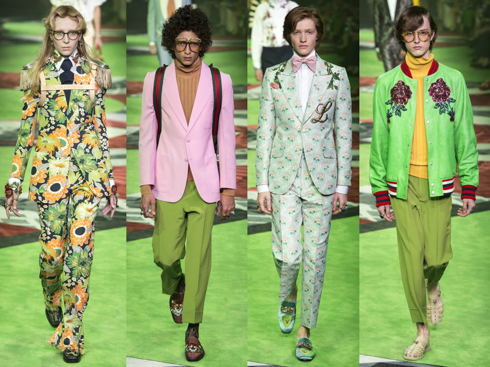 Ensembles by Gucci
