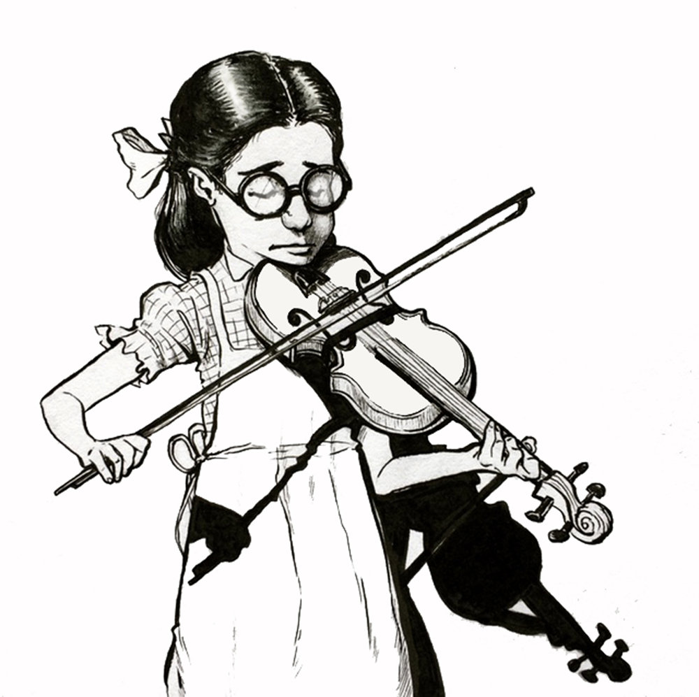 Girl With Violin .jpg