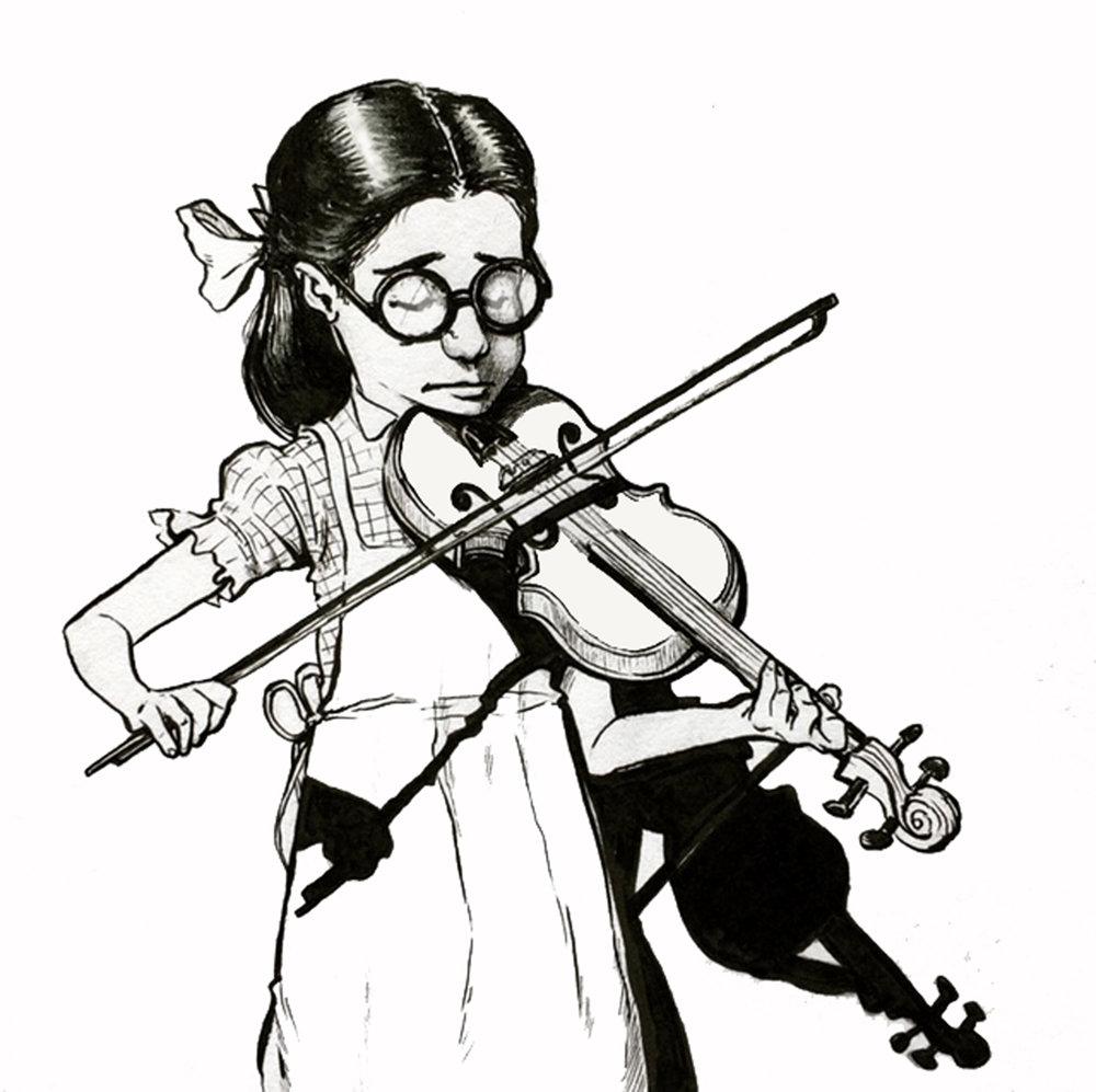 Girl With Violin .jpg