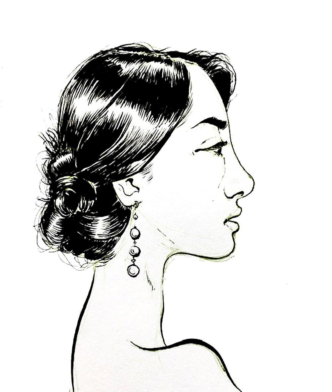 Girl with Earing .jpg