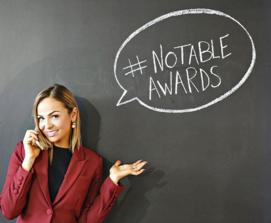 Notable Award Quebec Winner for Entrepreneurship