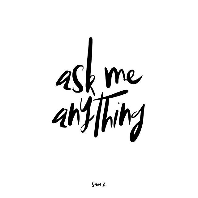 I've been getting so many DMs with questions about fitness, parenting, fashion and so much more! ❤ Every time I answer I've felt like this could benefit so many others!!! So ASK me anything! I'd loooove to chat! 👇🏼