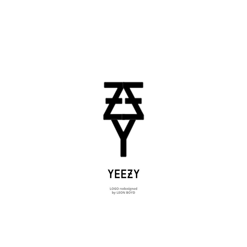 YEEZY LOGO Redesigned by LEON BOYD