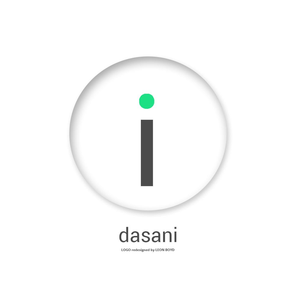 Dasani LOGO Redesigned by LEON BOYD