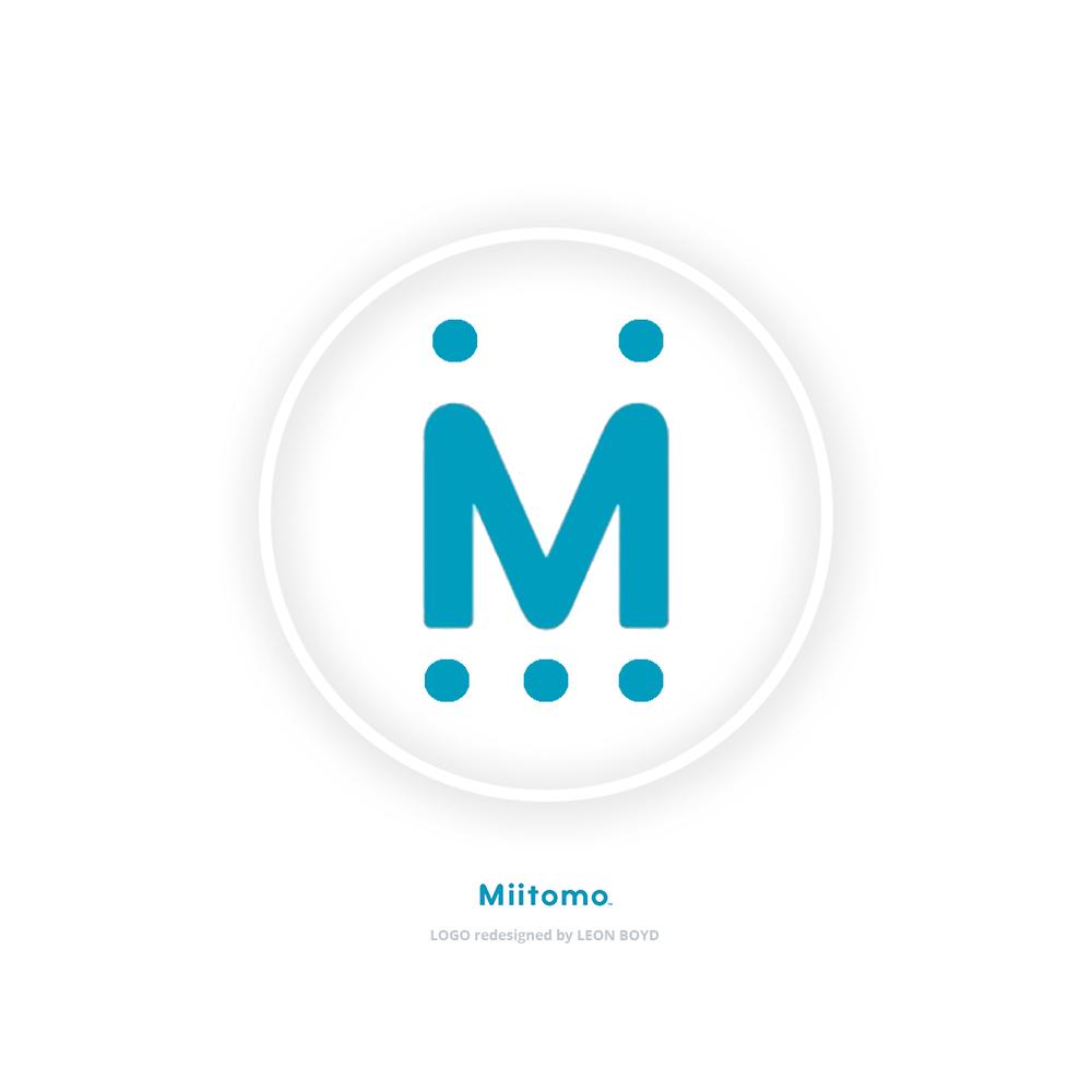 Mitomo LOGO Redesigned by LEON BOYD