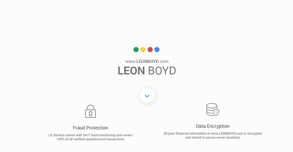 www.LEONBOYD.com | Fraud Protection & Data Encryption