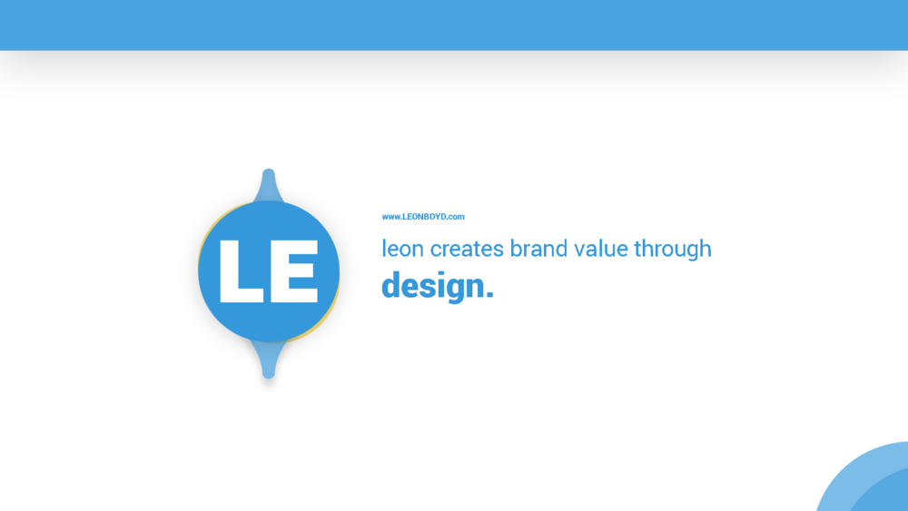 LEON BOYD creates Brand Value through Design