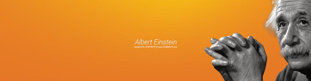 Albert Einstein; www.LEONBOYD.com