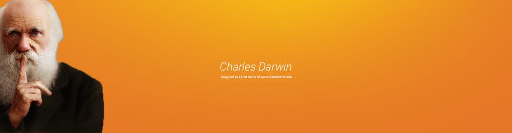 Charles Darwin; www.LEONBOYD.com