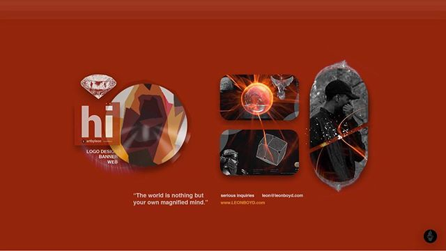 [ www.LEONBOYD.com ] #artbyleon