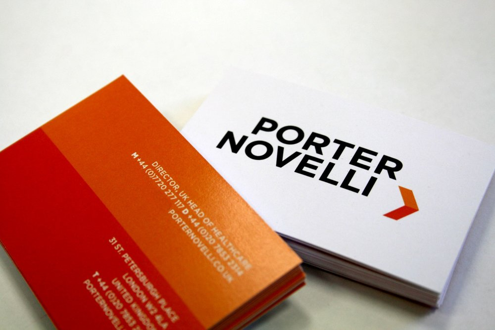Business Card Printing — London Digital Print