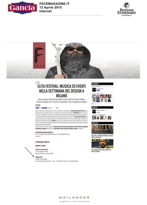 Face Magazine