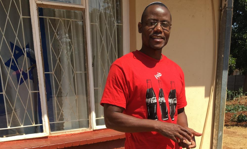 Zimbabwe's Lembas Push for Circumcision