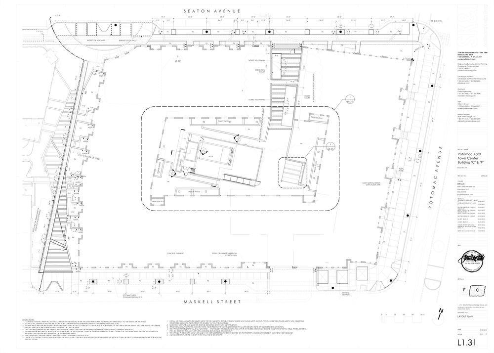 Overall Layout Plan