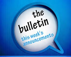 CURRENT AND ARCHIVED BULLETIN'S