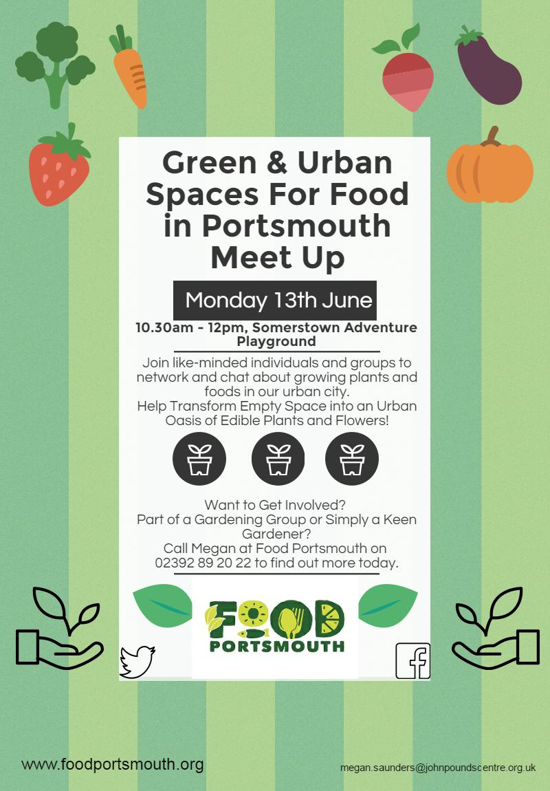 PortsmouthGreenSpacesPoster